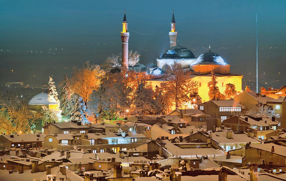 Yıldırım Cami - Ahmet Çetin, Ocak 2013