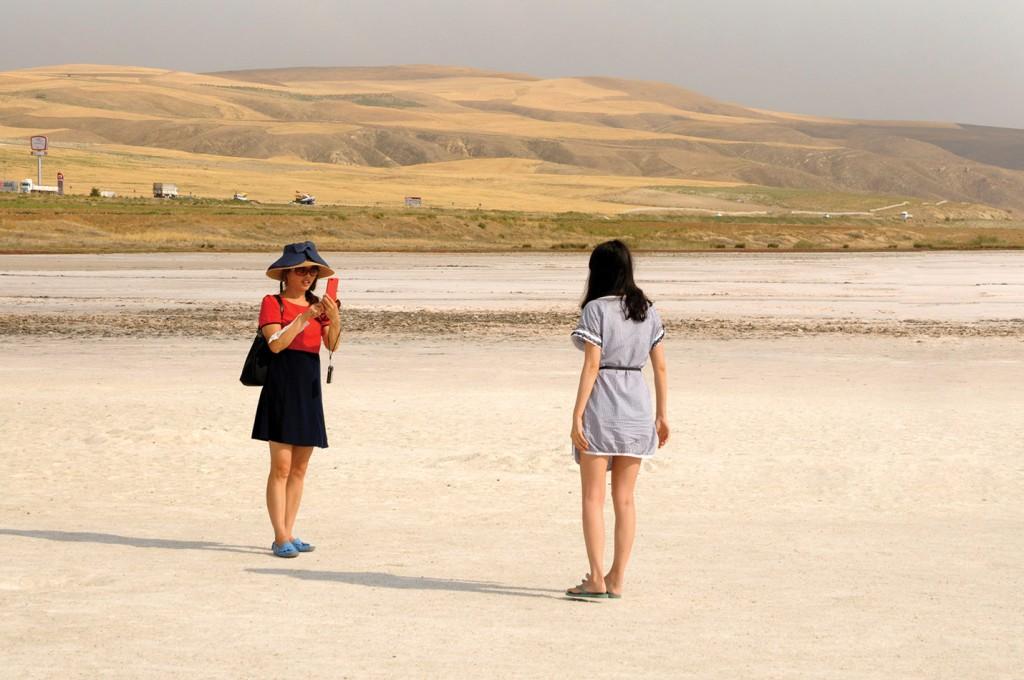 Tuz Gölü, Engin Çakır