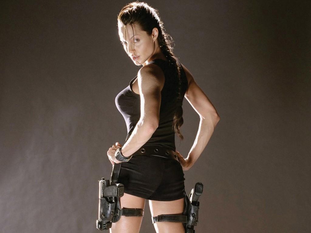 Angelina Jolie, Lara Croft