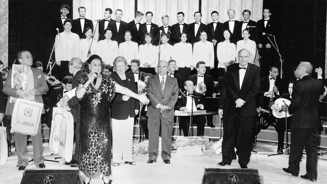 1999 Bursa Konseri