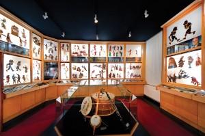 Karagöz Müzesi, BBB arşivi