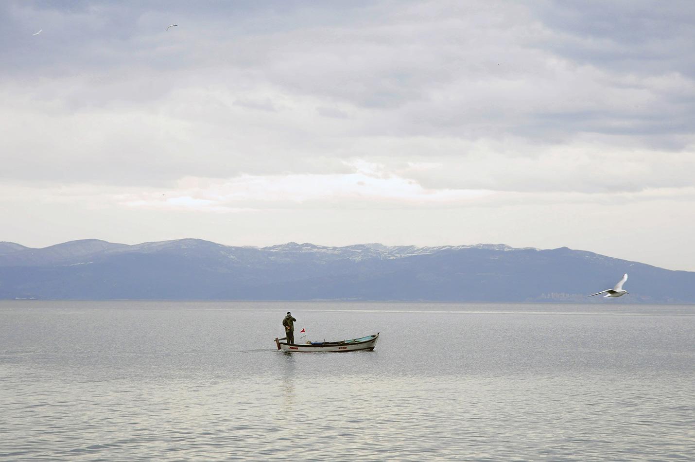 Mart 2011 - Mudanya sahilinden - Engin Çakır