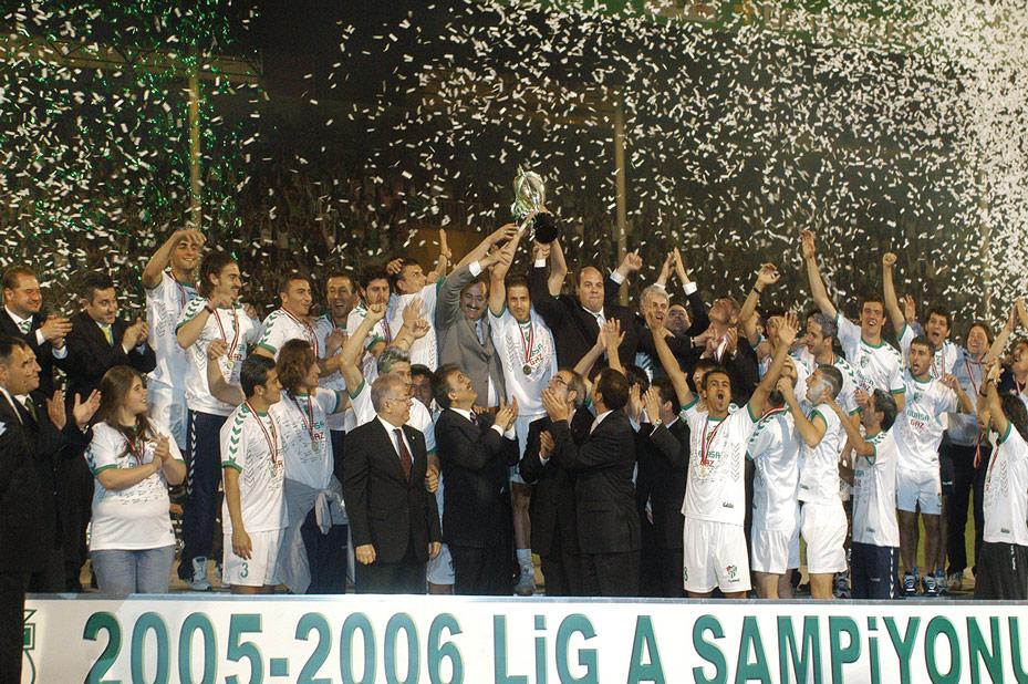 2005-2006-2.Lİg Şampiyonluğu