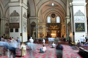 Ulu Cami / Bursa - 02.09.2009 - Engin Çakır