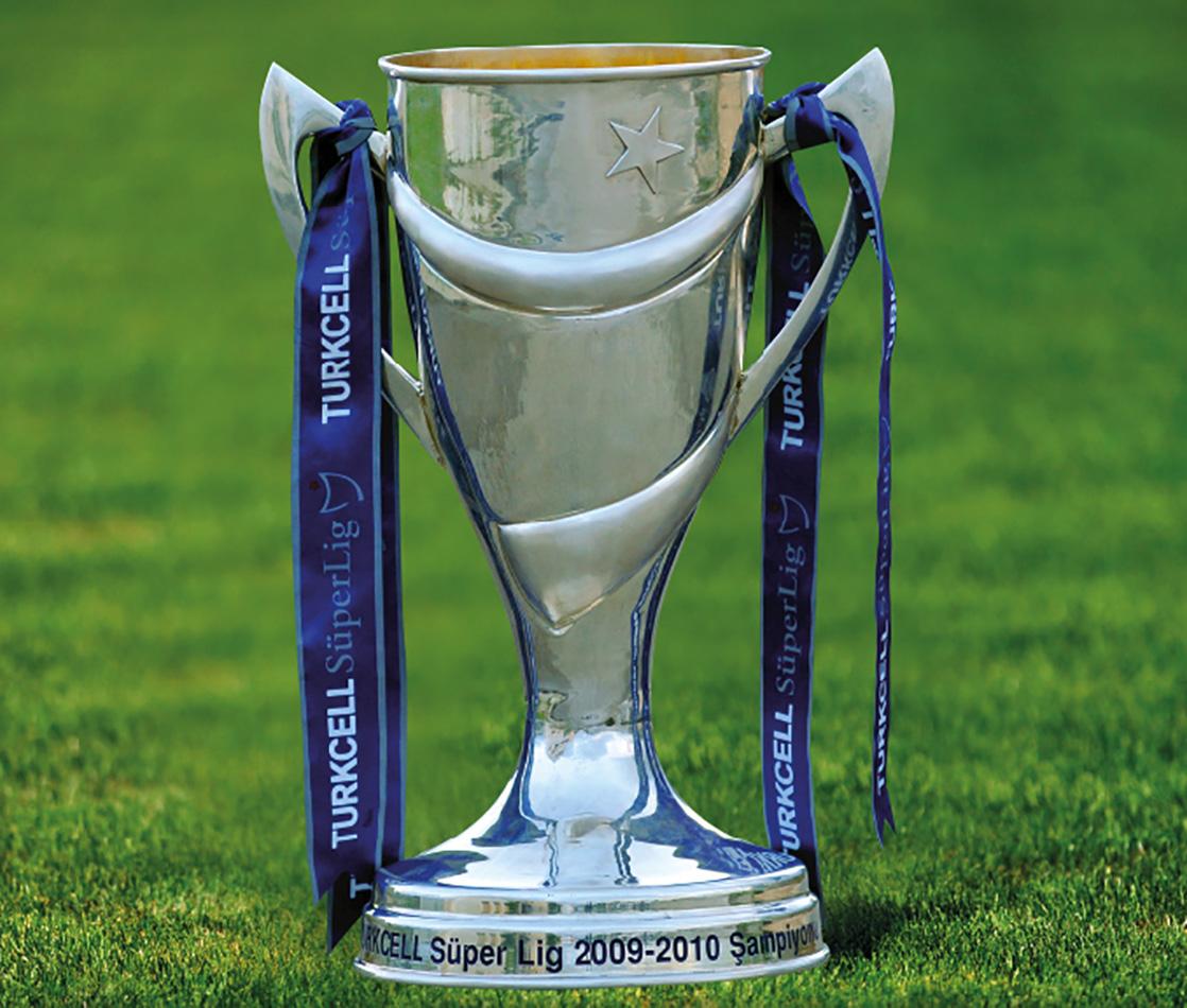 TURKCELL Super Lig 2009 - 2010 Şampiyonluk Kupası