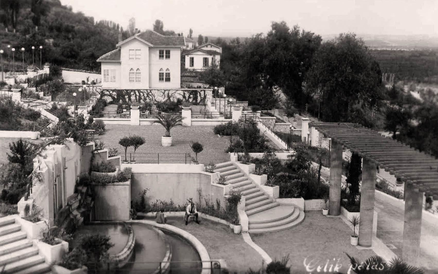 Atatürk'ün ölmeden önce tüm haklarını Bursa Belediyesi'ne devrettiği Çelik Palas Otel