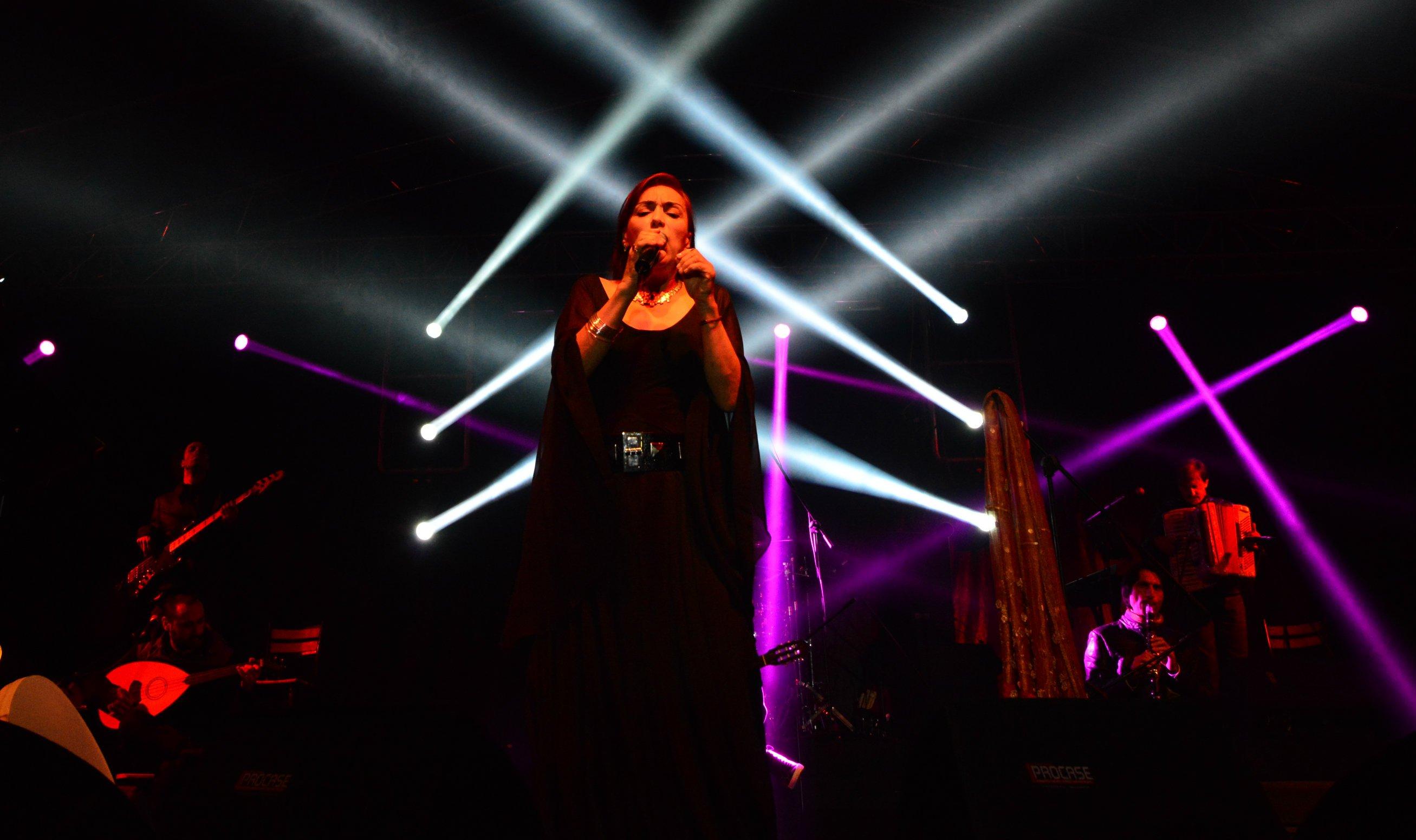 Leman Sam Bursa konseri