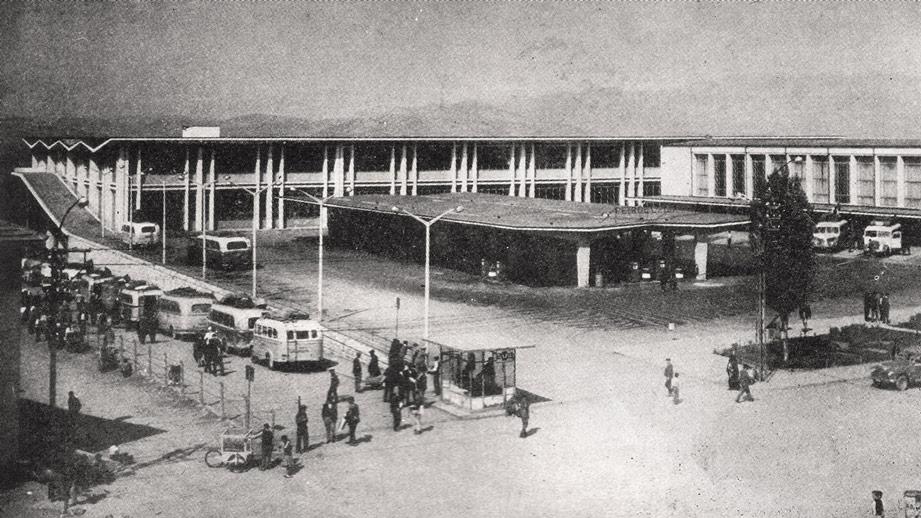 Santral Garaj