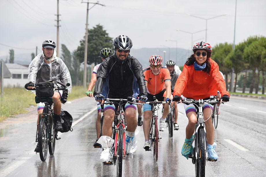 Bursa Bisiklet ve Doğa Sevenler Derneği arşivi