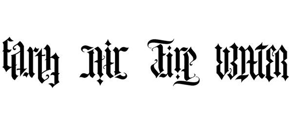 ambigramlar