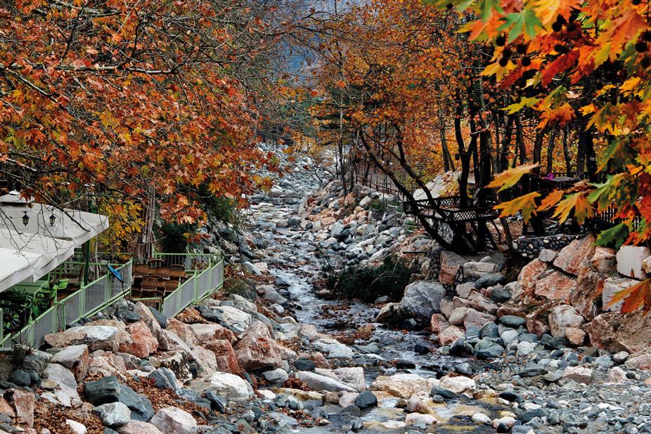 İnci Koyuncu - Saitabat Şelalesi - Kasım 2013