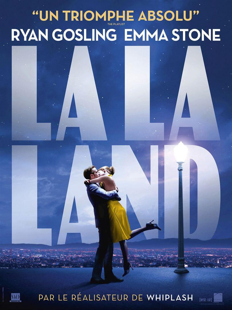 Aşıklar Şehri (La La Land)