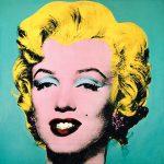 Andy Warhol Marilyn Monroe 1962