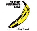 The Velvet Underground pop art album kapağı