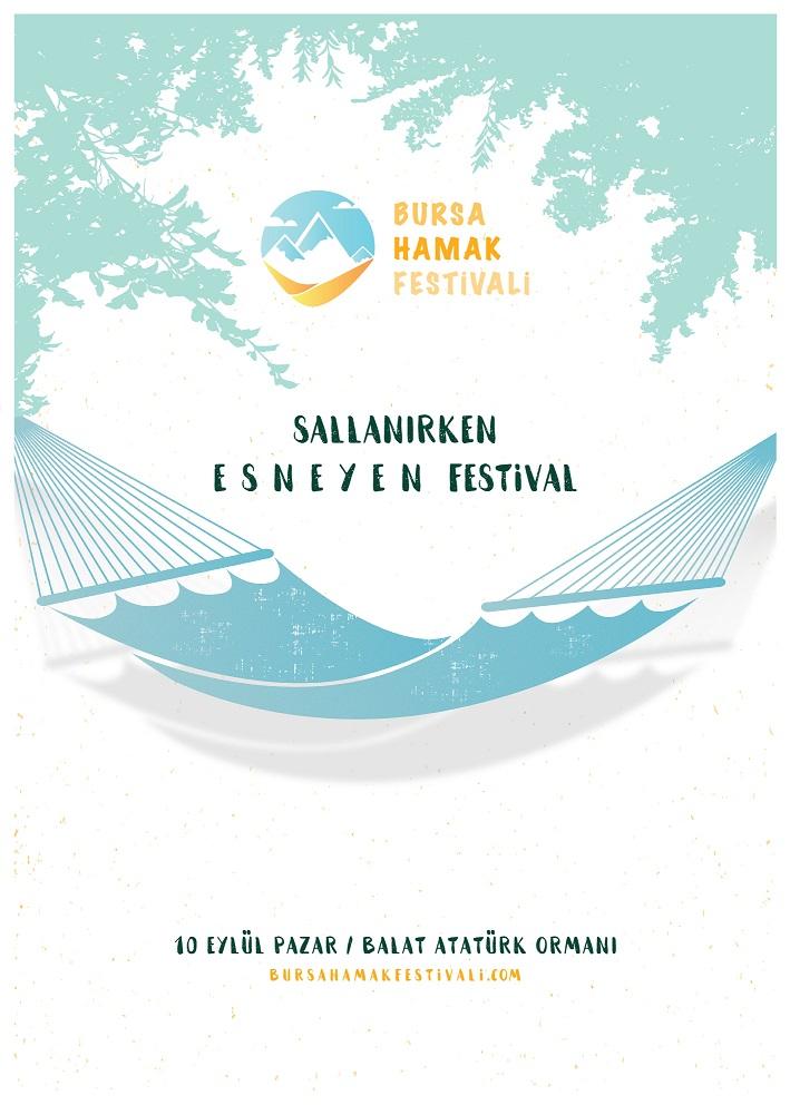Bursa Hamak Festivali #bursahamakfestivali