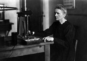 İki kez Nobel Ödülü alan tek kadın Marie Curie