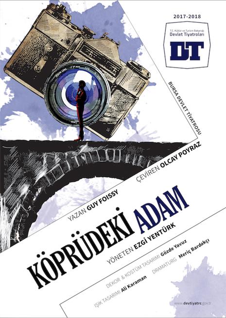 Köprüdeki Adam