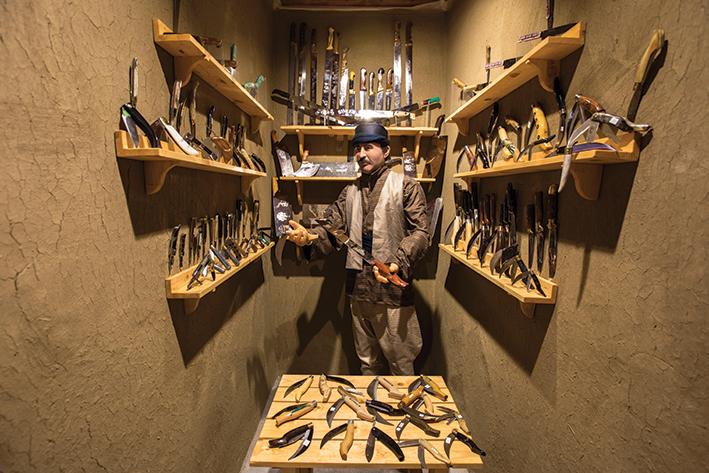Bursa Bıçak Müzesi