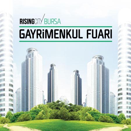 Rising City Bursa 2018 Gayrimenkul Fuarı 2018