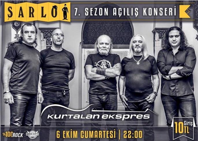 Kurtalan Ekspres Bursa konseri