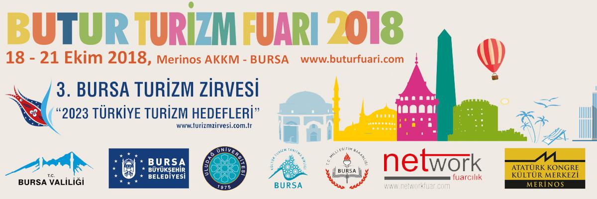 Butur Turizm Fuarı 2018
