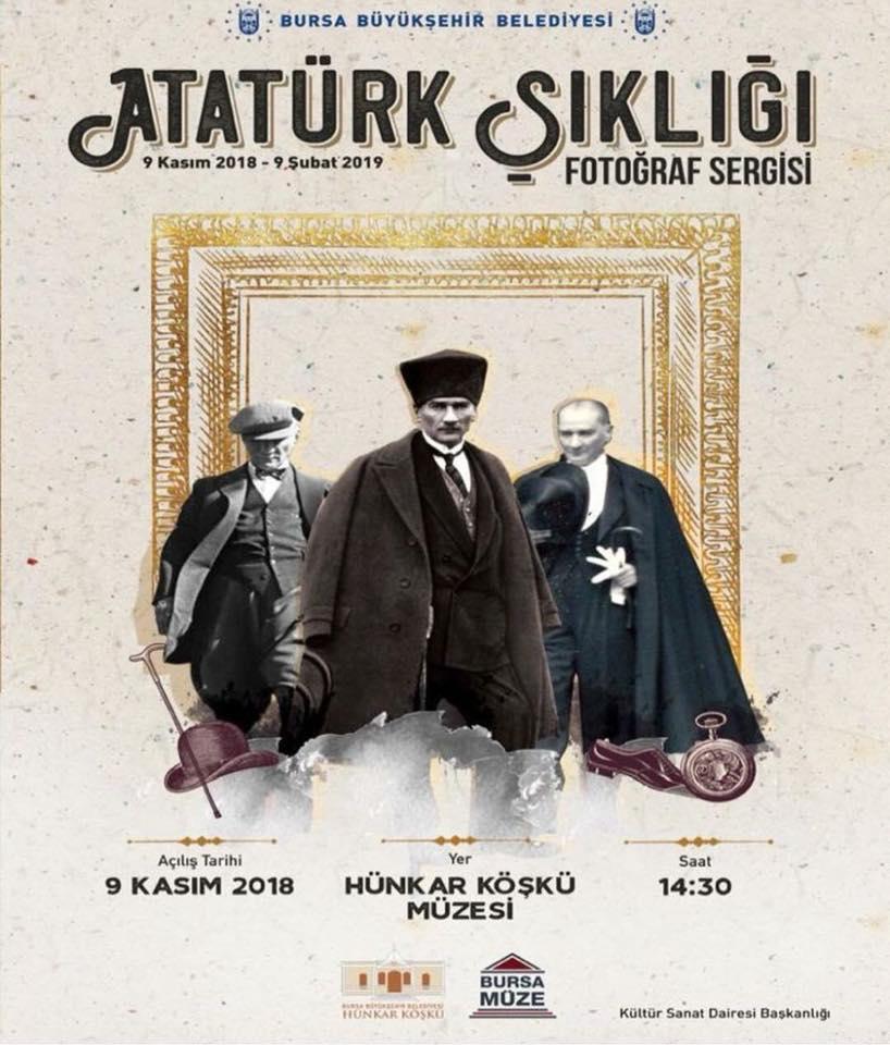 Atatürk Şıklığı Fotoğraf Sergisi