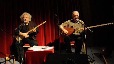 Photo of Erkan Oğur ve İsmail Hakkı Demircioğlu Bursa konseri