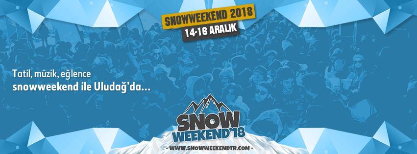 Snow Weekend'18