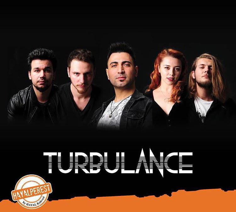 Turbulance Bursa konseri