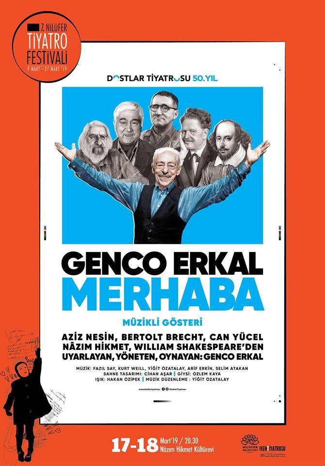 7. Nilüfer Tiyatro Festivali