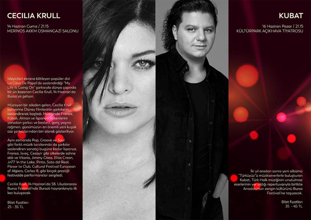 58. Uluslararası Bursa Festivali